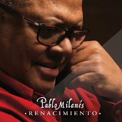 Portada del disco «Renacimiento» de Pablo Milanés.