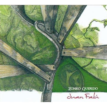 Portada del disco «Zonko Querido» de Juan Falú.