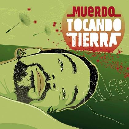 Portada del disco «Tocando Tierra» de Muerdo.