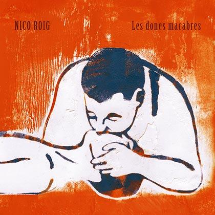 Portada del disco «Les dones macabres» de Nico Roig.