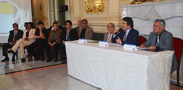 Conferencia de prensa de presentación de «Así es mi Lima criolla».