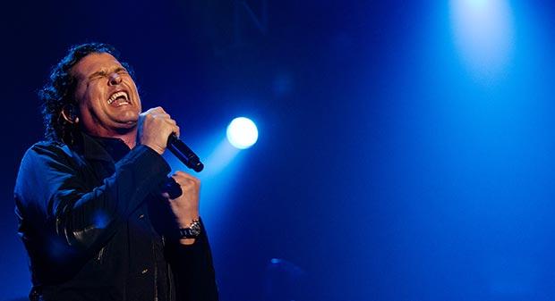 Carlos Vives en su concierto madrileño. © Manu Rivera