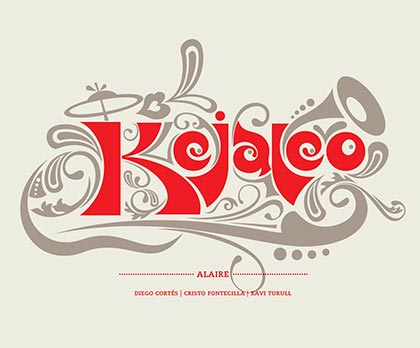 Portada del disco «Alaire» de Kejaleo.