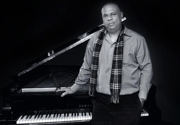 Chuchito Valdés, el tercero de una gran saga de pianistas.  © Juanlu Vela