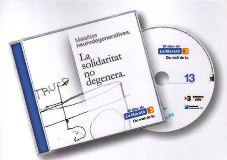 El Disc de la Marató 2013