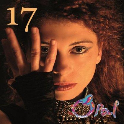 Portada del disco «17» de Ópal.