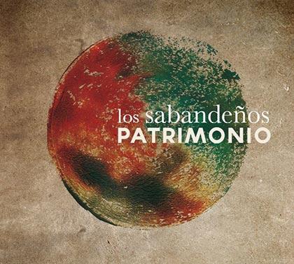 Portada del disco «Patrimonio» de Los Sabandeños.