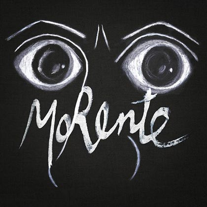 Portada del disco «Morente» de Enrique Morente.