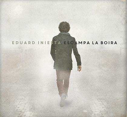 Portada del disco «Escampa la boira» de Eduard Iniesta.