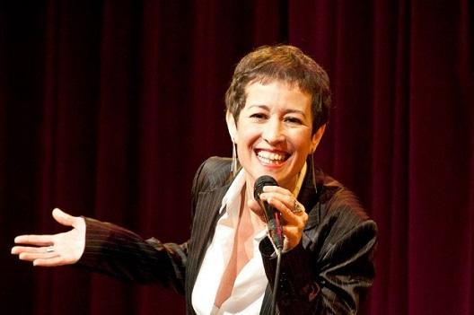 Sandra Rehder en el Auditori Barradas de L