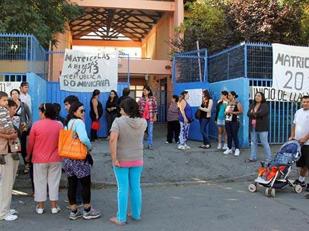 La escuela República Dominicana pasará a ser el colegio artístico Sol del Illimani.