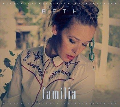 Portada del disco «Família» de Beth.