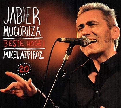 Portada del disco «Beste hogei» de Jabier Muguruza.
