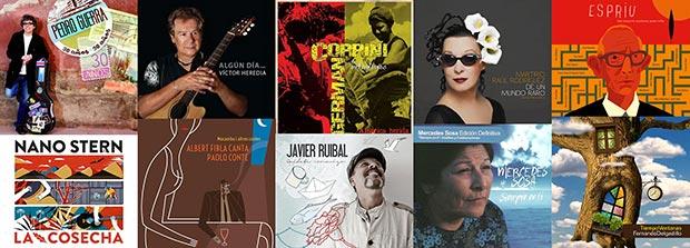 Diez discos imprescindibles del 2013
