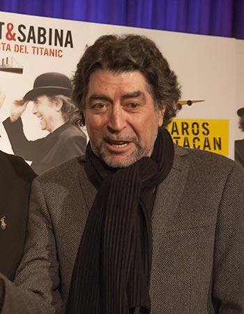Joaquín Sabina © Xavier Pintanel