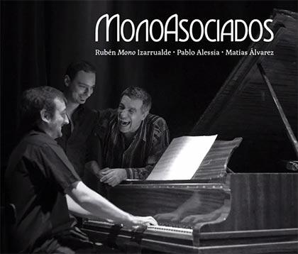 Portada del disco «Música Popular Argentina» de MonoAsociados.