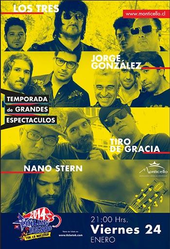 Cartel del III «Si es chileno, es bueno» 2014