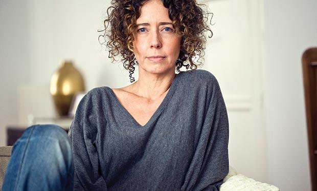 Olga Román © Jerónimo Álvarez