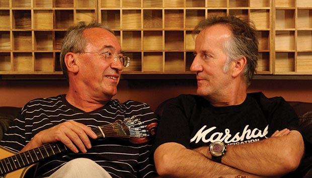 Pancho Varona y Antonio García De Diego