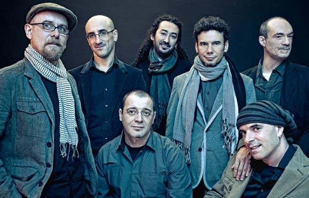 El grupo gallego Berrogüetto.