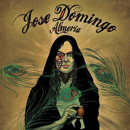 Portada del disco «Almería» de José Domingo.