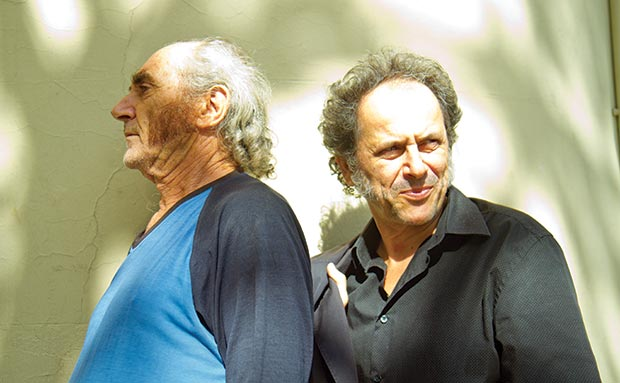 Pau Riba y Pascal Comelade