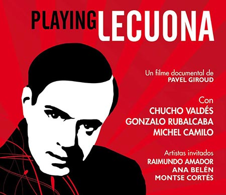 «Playing Lecuona»