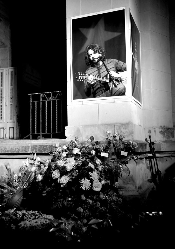Cantata por Santiago Feliú © Kaloian Santos Cabrera
