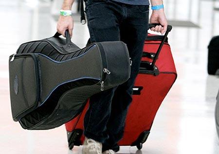 El Parlamento Europeo aprueba que los instrumentos musicales sean equipaje de mano en los vuelos europeos