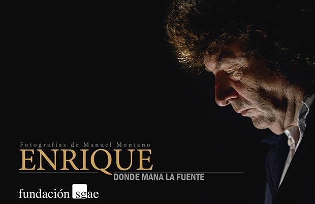 Exposición fotográfica «Enrique, donde mana la fuente».