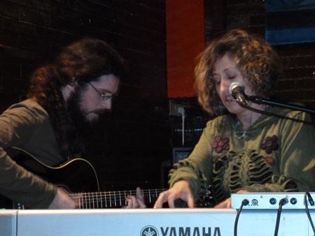 Fernando Lobo y Laura Granados