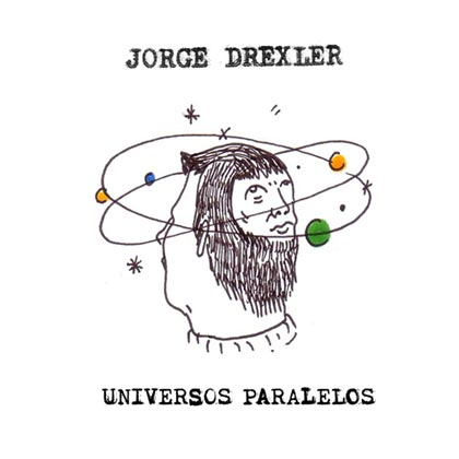 Portada del sencillo «Universos paralelos» de Jorge Drexler.