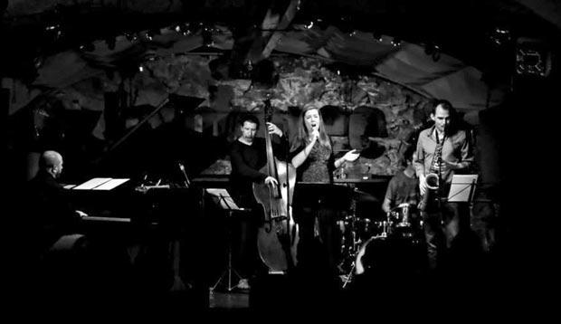Tui Higgins & Xavier Monge Jazz Project. © Antonio Narváez