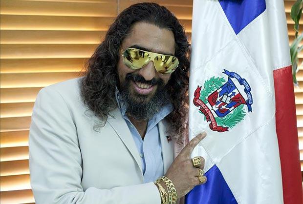 Diego el Cigala jura la nacionalidad dominicana © EFE