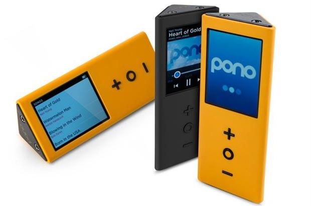 El Pono, el reproductor musical de alta fidelidad de Neil Young.