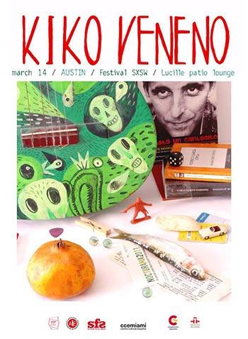 Kiko Veneno arranca en Austin su gira estadounidense.