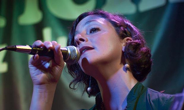 Ana Karina García. © Xavier Pintanel