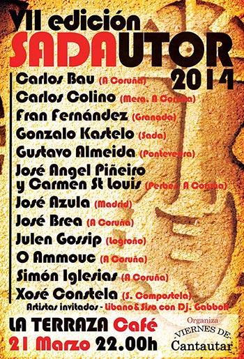 VII Sadautor 2014