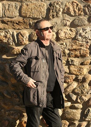 Foto reciente de Pere Figueres. © Jordi Auvergne