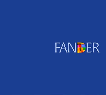 Portada del disco «Fander» de Jorge Fandermole.