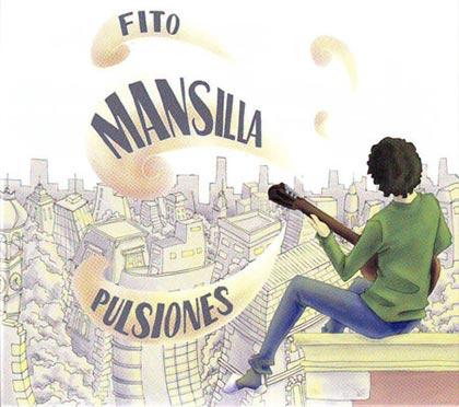 Portada del disco «Pulsiones» de Fito Mansilla