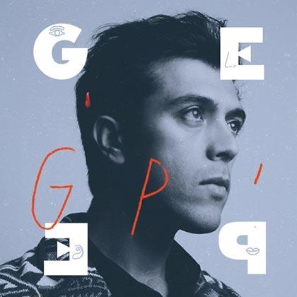 Portada de la versión española del disco «GP» de Gepe.