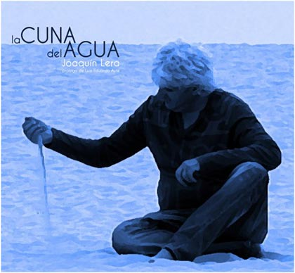 Portada del disco «La cuna del agua» de Joaquín Lera.