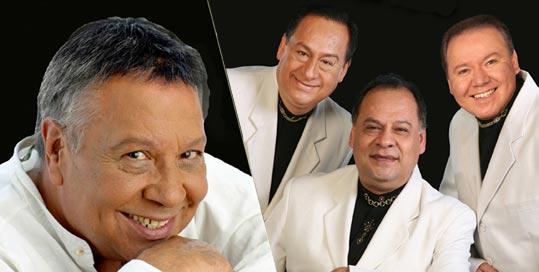 Moncho y Los Panchos.
