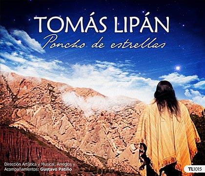 «Poncho de estrellas» de Tomás Lipán.