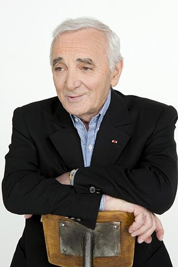 Charles Aznavour © François Darmigny