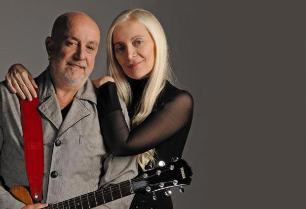 Juan Carlos Baglietto y Silvina Garré
