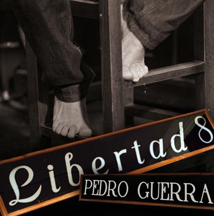 Pedro Guerra en el Libertat 8