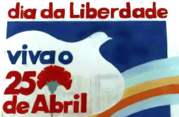 40 años de la «Revolución de los claveles» en Portugal.