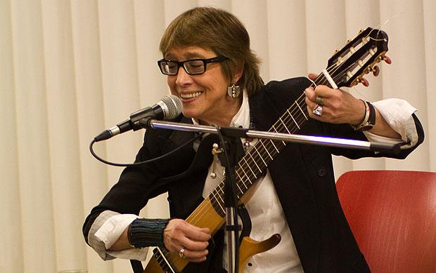 Teresa Parodi, nueva ministra de Cultura. © Xavier Pintanel
